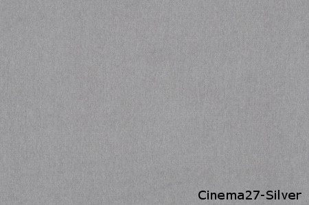 Cinema 27 Silver